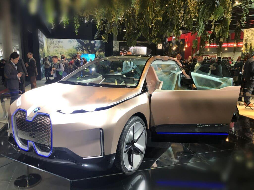 BMW Robots Car.